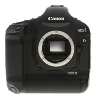 Canon EOS-1D Mark III Body